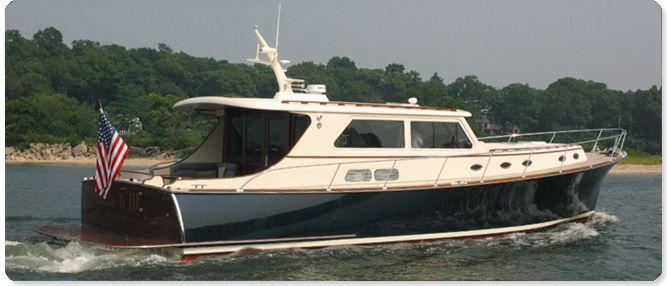 Vicem 54 (Motor Yacht / Trawler)