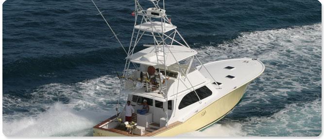 Vicem 57 Sportfish (Motor Yacht / Pêche)