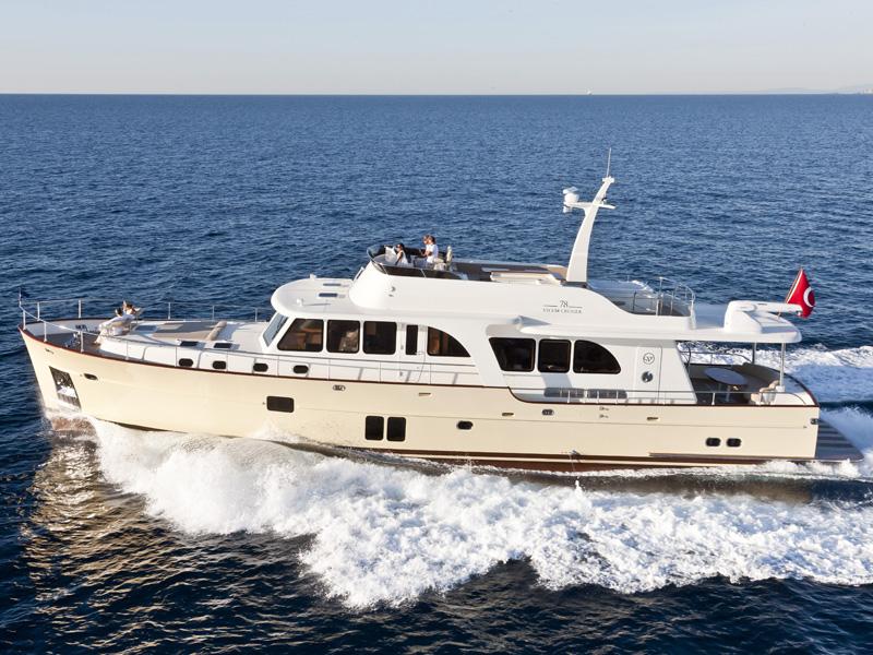 Vicem 78 (Fly / Motor Yacht)
