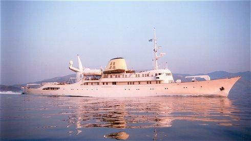 Vickers <strong>Christina O</strong> (Motor Yacht)