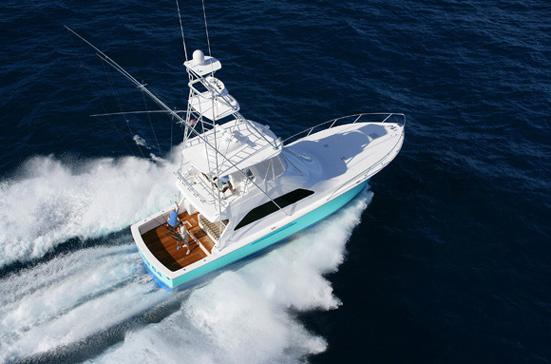 Viking Yachts 54 Convertible (Motor Yacht / Fisher)