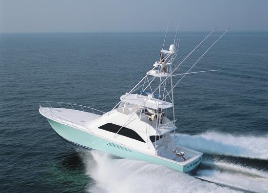 Viking Yachts 56 Convertible (Fisher / Motor Yacht)