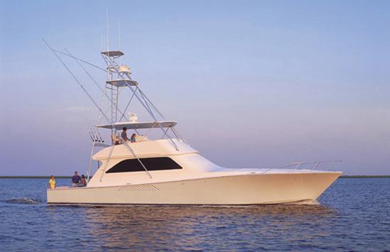 Viking Yachts 61 Convertible (Fisher / Motor Yacht)