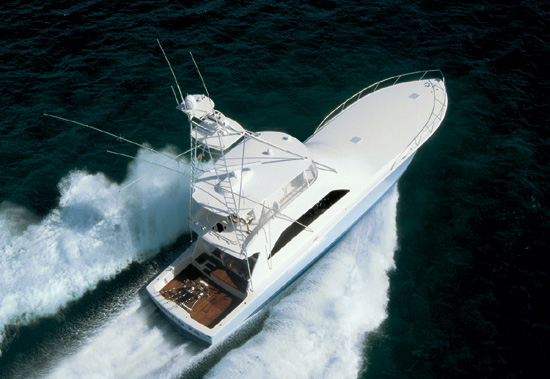 Viking Yachts 74 Convertible (Fisher / Motor Yacht)