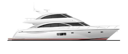 Viking Yachts 82 Motor Yacht (Motor Yacht)