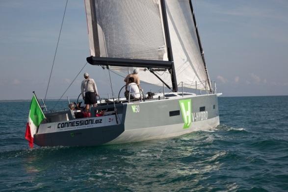 Vismara Yachts V50 Hybrid (Voilier)