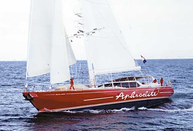Vitters Yachts <strong>Aphrodite A -ex Aphrodite II</strong> (Sailing Yacht)