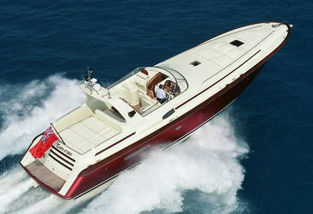 Vitters Yachts <strong>Cavo d'Oro</strong> (Motor Yacht)