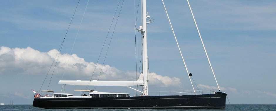 Vitters Yachts <strong>Cinderella IV</strong> (Sailing Yacht)