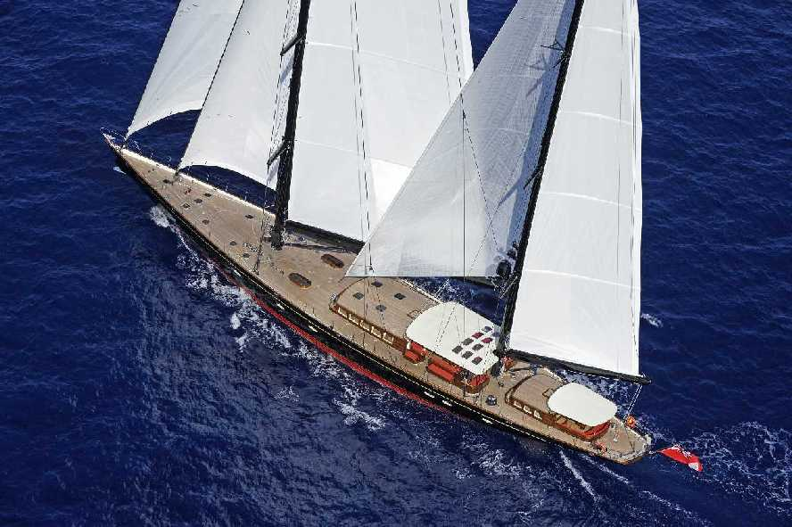 Vitters Yachts <strong>Marie</strong> (Sailing Yacht)