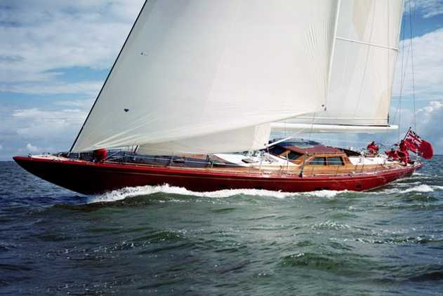 Vitters Yachts <strong>Mariposa III - ex Camelia</strong> (Sailing Yacht)