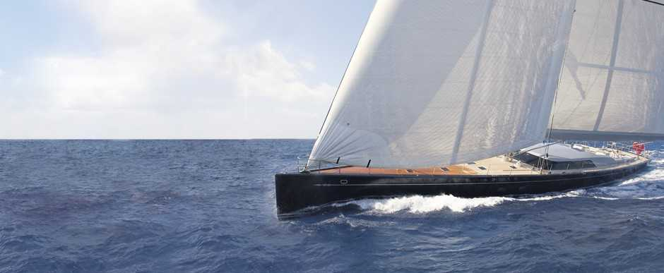 Vitters Yachts <strong>Mystère</strong> (Sailing Yacht)