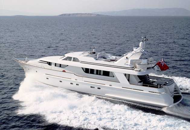 Vitters Yachts <strong>Ninemia</strong> (Motor Yacht)