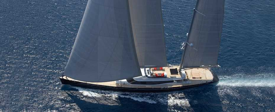 Vitters Yachts <strong>Nirvana</strong> (Sailing Yacht)