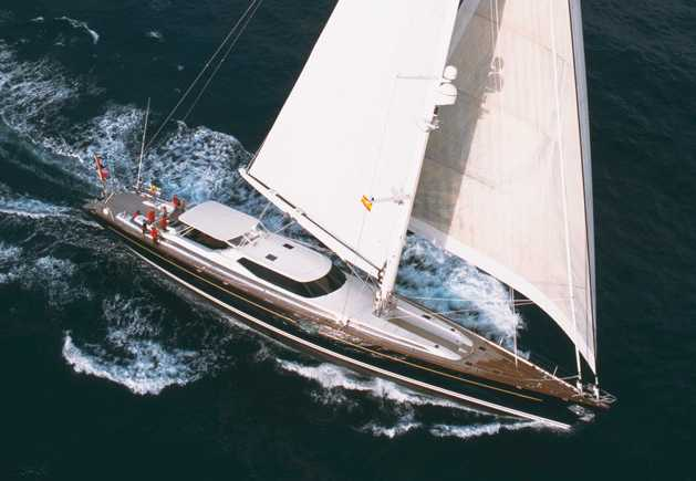 Vitters Yachts <strong>Red Dragon -ex African Queen</strong> (Sailing Yacht)