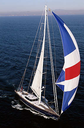 Vitters Yachts <strong>Whirlaway</strong> (Sailing Yacht)