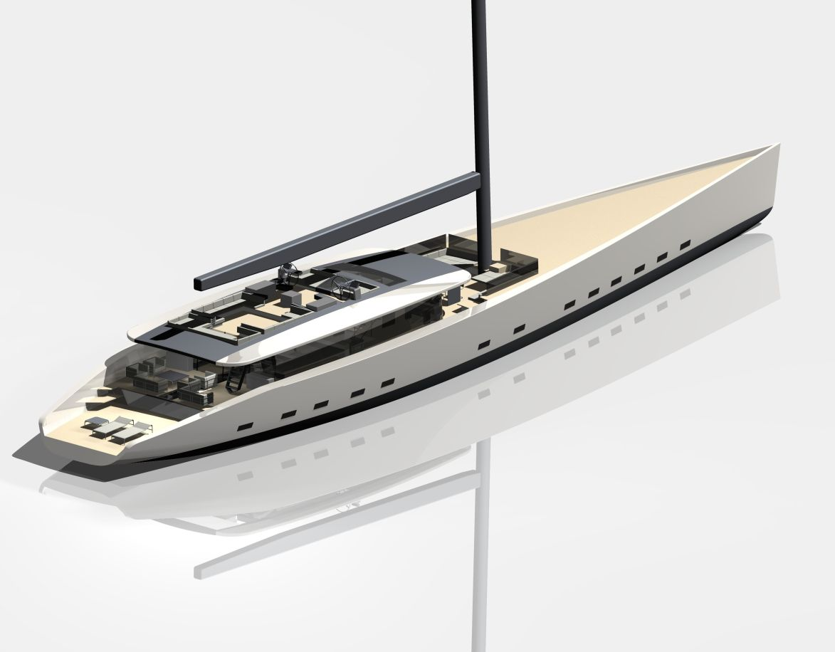 Wally 50 m (Sailing Yacht)
