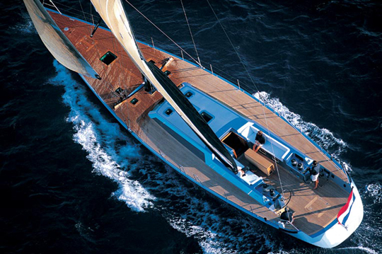 Wally 80 <strong>K2Wind</strong> (Sailing Yacht)