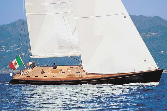 Wally 79 <strong>Ippogrifo II</strong> (Sailing Yacht)