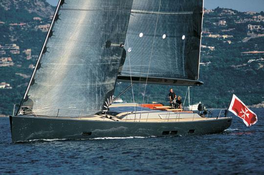 Wally 80 <strong>Aori</strong> (Sailing Yacht)