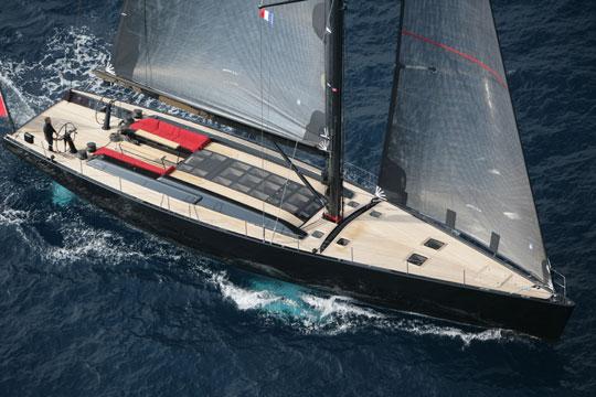 Wally 80 <strong>Tango</strong> (Sailing Yacht)