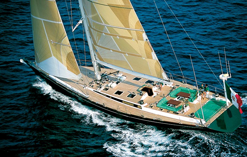 Wally 83 <strong>Mr Gecko</strong> (Sailing Yacht)