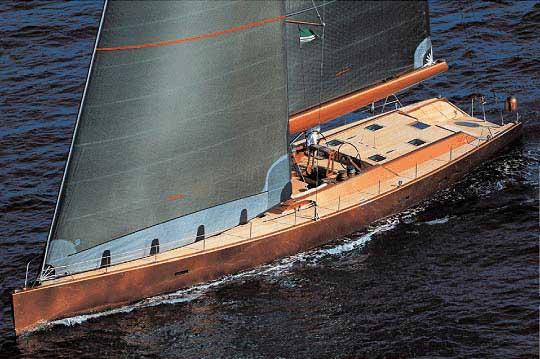 Wally 88 <strong>Tiketitoo</strong> (Sailing Yacht)
