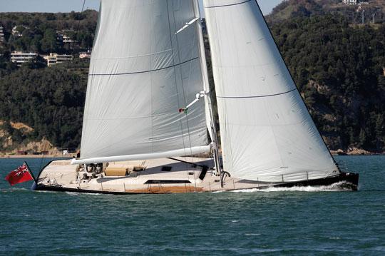 Wally 94 <strong>Barong C</strong> (Sailing Yacht)