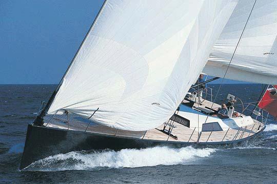 Wally 95 <strong>Yam</strong> (Sailing Yacht)