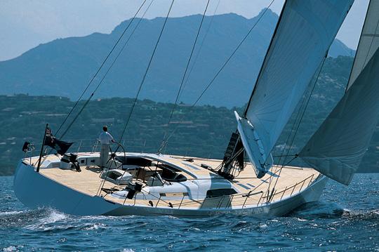 Wally 100 <strong>Alexia</strong> (Sailing Yacht)