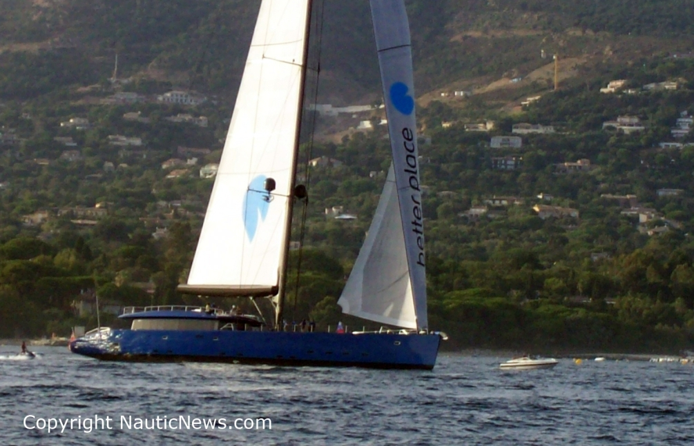 Wally <strong>Better Place</strong> (Sailing Yacht)