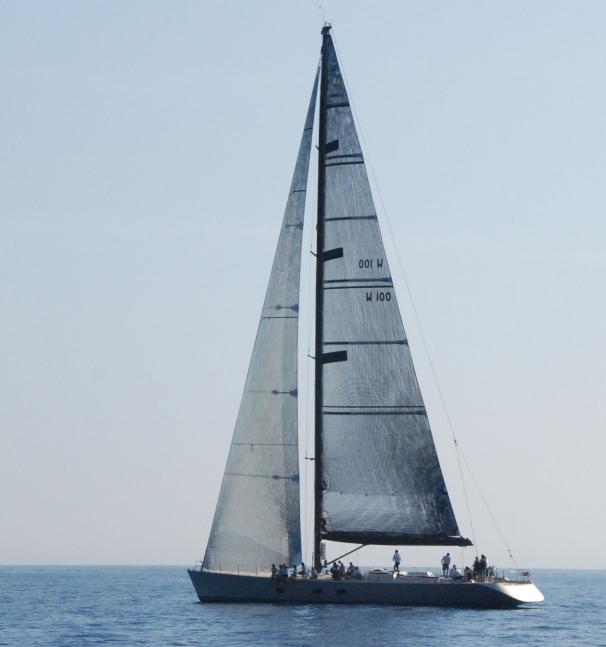 Wally 100 <strong>Dark Shadow</strong> (Sailing Yacht)