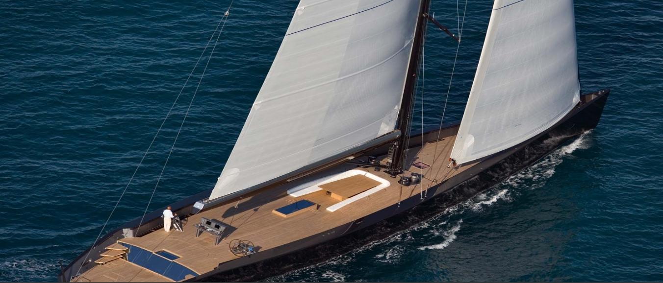 Wally 143 <strong>Esense</strong> (Sailing Yacht)