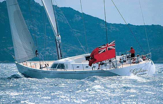 Wally 100 <strong>Gibian</strong> (Sailing Yacht)
