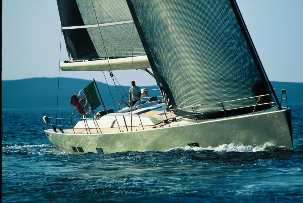 Wally 101 <strong>Indio</strong> (Sailing Yacht)