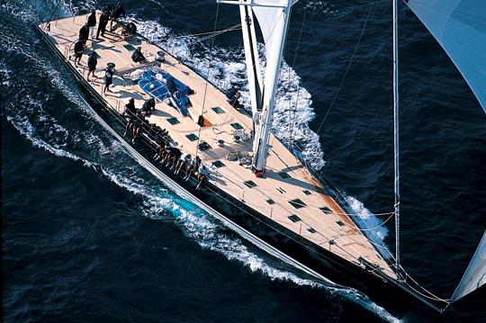 Wally 107 <strong>Kauris III</strong> (Sailing Yacht)