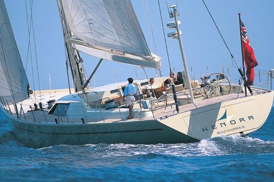 Wally 107 <strong>Kenora</strong> (Sailing Yacht)