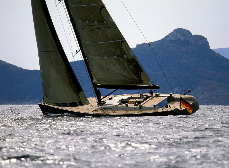 Wally 94 <strong>Kim</strong> (Sailing Yacht)