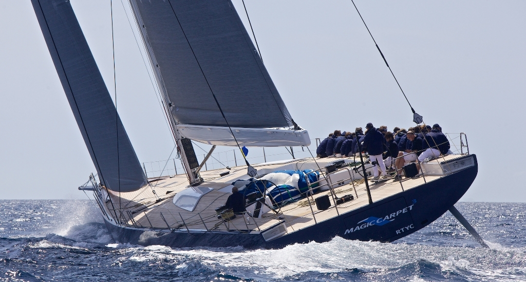 Wally 100 <strong>Magic Carpet 3</strong> (Sailing Yacht)