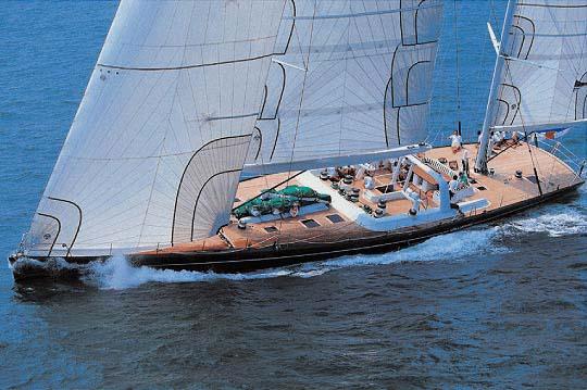 Wally 105 <strong>Nariida</strong> (Sailing Yacht)