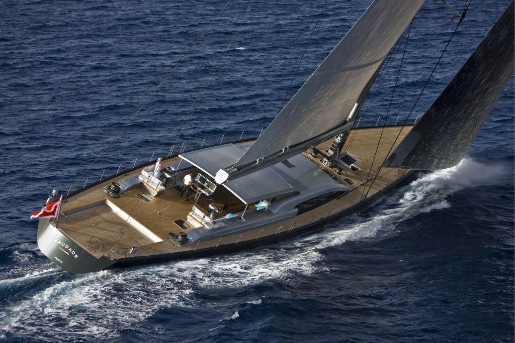 Wally 148 <strong>Saudade</strong> (Sailing Yacht)