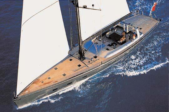 Wally 107 <strong>Wally B</strong> (Sailing Yacht)