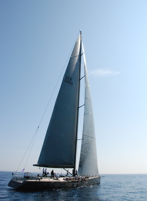 Wally 100 <strong>Y3K</strong> (Sailing Yacht)