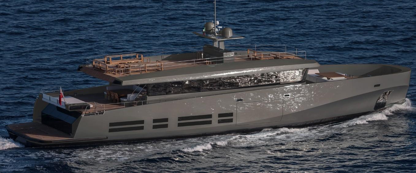 Wally WallyAce <strong>KokoNut</strong> (Motor Yacht)