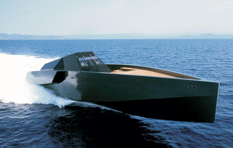 Wally Wallypower 118 (Motor Yacht)