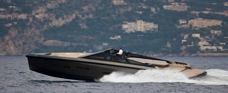 Wally Wallypower 58 (Motor Yacht)