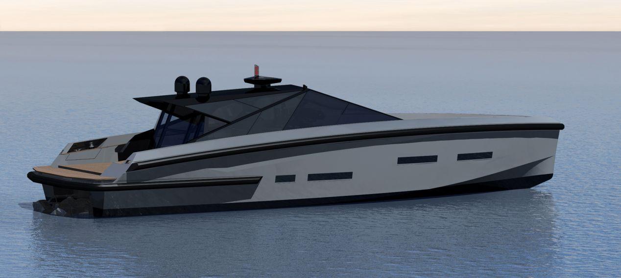 Wally Wallypower 64 (Motor Yacht)