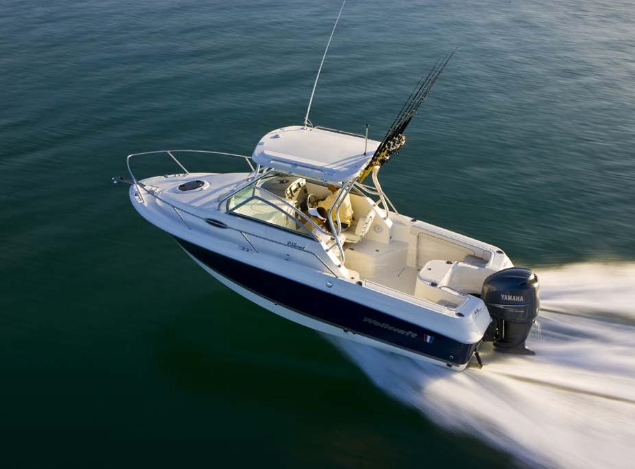 Wellcraft 210 Coastal (Pêche)