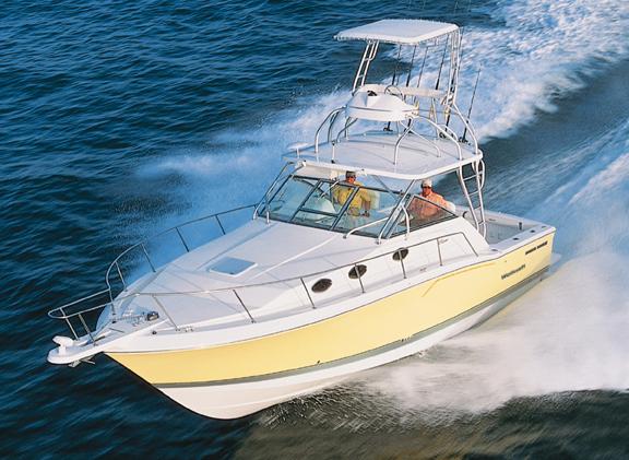 Wellcraft 330 Coastal (Pêche)