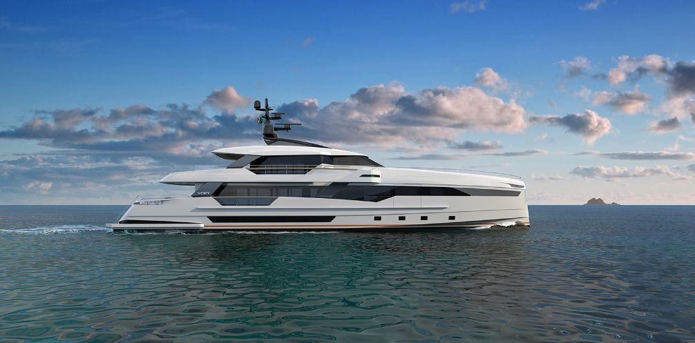 Wider 130 (Motor Yacht)